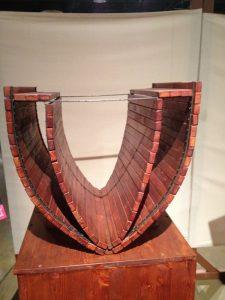 Leonardo da Vinci Layered Hull (click to view Larger)